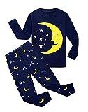 Garsumiss Jungen Schlafanzug Kinder Dinosaurier Pyjamas Sets Kleidung Baumwolle Kleinkind Pjs Nachtwäsche 2-8 Jahre