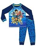 Paw Patrol Jungen Ryder Chase Marshall Schlafanzug