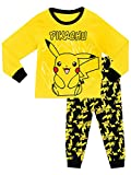 Pokemon Jungen Schlafanzug Pikachu